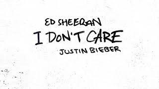 Ed Sheeran  Justin Bieber – I Don't Care (Official Audio).mp4