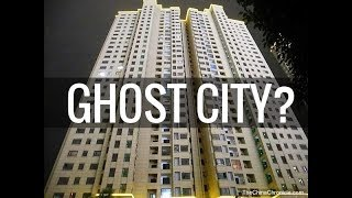 Why is a Chinese Ghost City in Angola Africa?