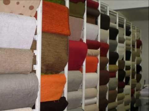 Tecidos para estofados capotaria e espumas em bh youtube - Espumas para sofas ...