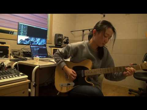 Room 335 Guitar Cover - 오지현 ( Ozzy Hyun) 2015