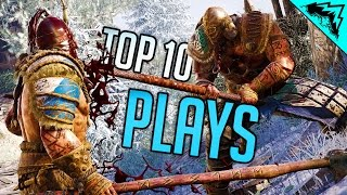 Out of time - for honor top 10 plays of the week (bonus plays 54)