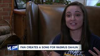 Sabres fan creates a song for Rasmus Dahlin
