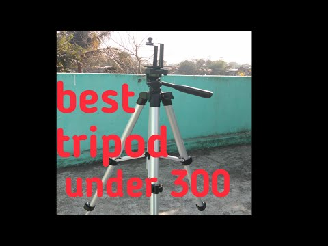 Cheap & best budget tripod unboxing & review | Rock star tech....
