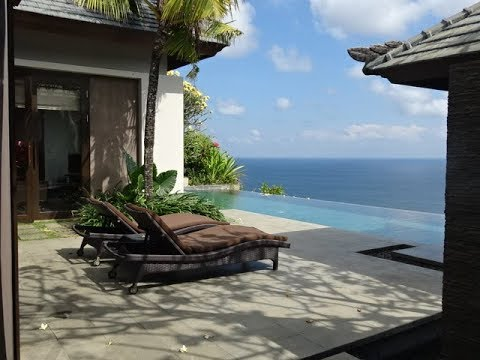 Banyan Tree Resort, Ungasan, Bali - Spa Sanctuary Clifftop Villa