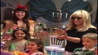ДЕНЬ РОЖДЕНИЯ у Клавдии (Дочки К.Орбакайте)-видео с праздника и новые фотографии с Клавой