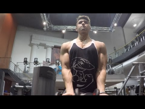 Download Two How To Exercises For Huge Shoulders - Lateral Delts