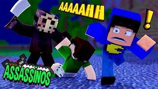 Minecraft: SEXTA-FEIRA 13! (Assassinos) thumbnail
