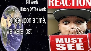 History of the World, I Guess - Bill Wurtz | Reaction