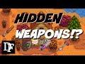 Stardew Valley - Hidden Weapons?!