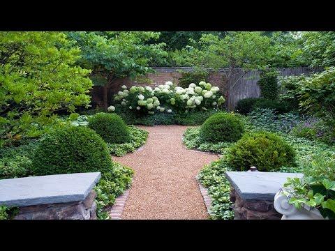 видео: Маленький сад
