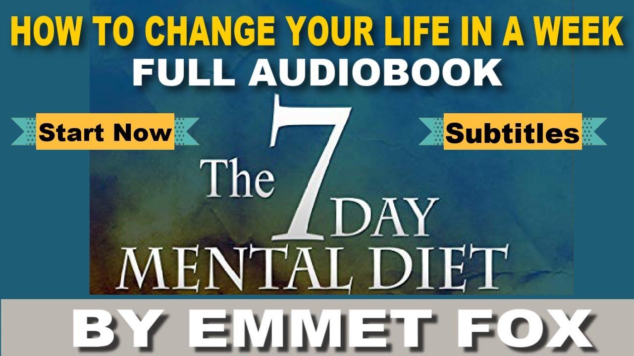 seven day mental diet pdf