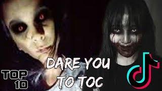 Top 10 Scary TikTok Videos - Part 2