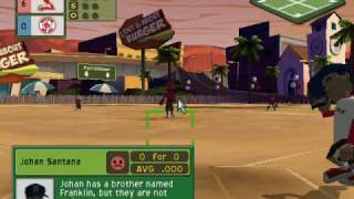 Backyard Baseball 2007 Gameplay (Including review)