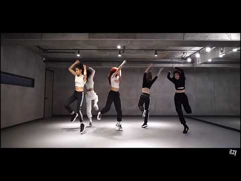 I Put 'Me Too' By Meghan Trainor On ITZY's Dance Practice