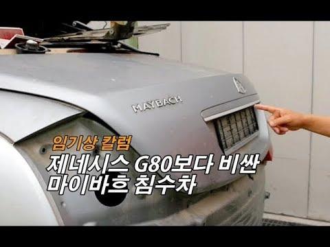 [임기상 칼럼] 제네시스 G80보다 비싼 마이바�