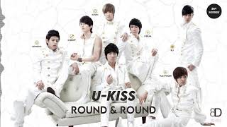 [8D AUDIO] U-KISS - Round & Round ( Bingeul Bingeul) {Please…