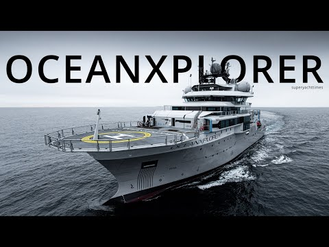 OCEANXPLORER | World's Coolest Research Vessel?
