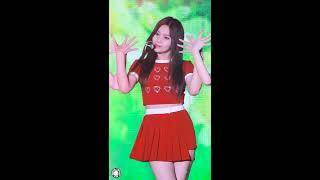 170812 여자친구 엄지 직캠 '귀를 기울이면(LOVE WHISPER)' GFRIEND(Umji) Fancam @DMZ평화콘서트 평화누리공원 By 벤뎅이