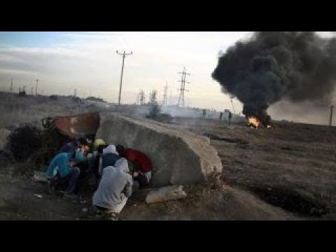 Rockets fired into Israel from Gaza as violence continues