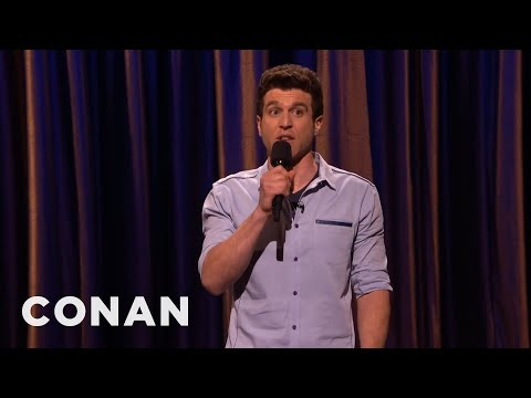 Mo Mandel Stand-Up 12/10/14 - CONAN on TBS - YouTube