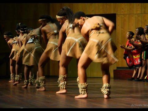 Batswana Traditional Dance | Ovuwa | University of Pretoria