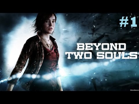 Beyond: Two Souls Walkthrough Part 1 - The Experiment & The Embassy