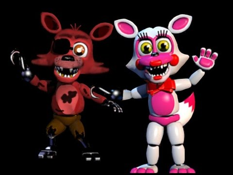 five nights at freddy's (voice acted animatronics)