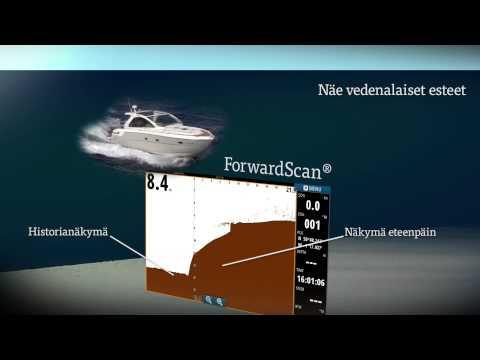 Simrad ForwardScan FINNISH