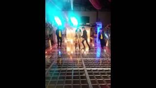 Baile sorpresa de Tanya Rivera en el sabino gto