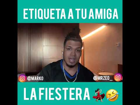 Marko Ft Mr Zeo - La Amiga Fiestera
