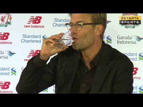 Best of Jurgen Klopp's first press conference as Liverpool manager