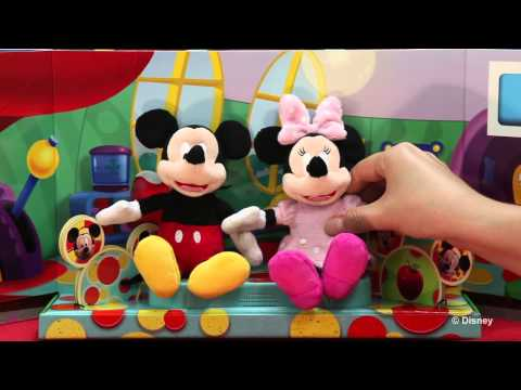 Mickey Mouse Clubhouse interactive toys by ChitChat Toys