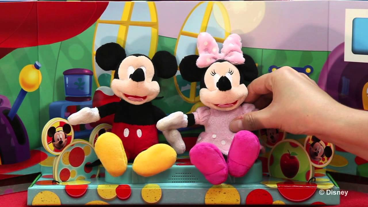 Mickey Mouse Toys : Mickey mouse clubhouse interactive toys by chitchat