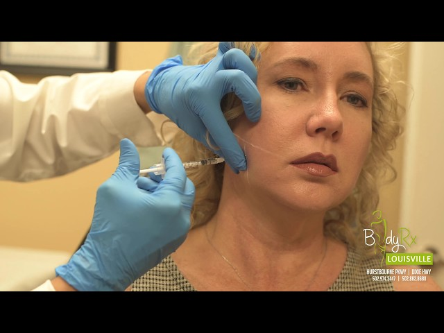 Botox for TMJ at BodyRx Louisville