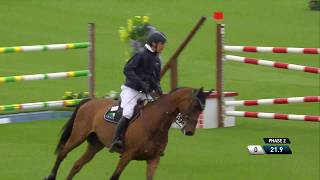 LONGINES FEI JUMPING NATIONS CUP™ OF SLOVAKIA 2018 // Prize Transgourmet thumbnail
