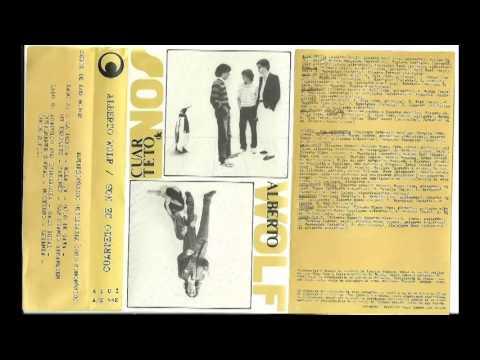 Cuarteto de Nos (split Alberto Wolf) 1984 DISCO COMPLETO - ALTA CALIDAD
