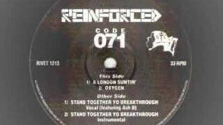 Code 071 -Stand Together Yo Breakthrough ( VOCAL+ INSTRUM)