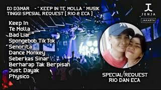 Download Lagu DJ D3MAR ™ - '' KEEP IN TE MOLLA '' NONSTOP MUSIK TINGGI SPESIAL REQUEST [ RIO & ECA ] mp3