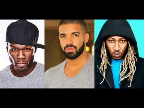 Drake  50 Cent  Future - Commas Over Waiting Meek Mill Diss