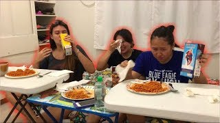 Samyang Challenge: How to beat the HEAT (WE FOUND A SOLUTION!)