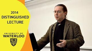 2014 Distinguished Lecture in Economics