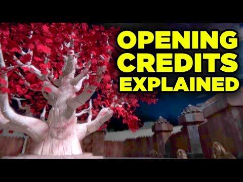 Game of Thrones Season 8 OPENING CREDITS Breakdown! Easter Eggs You Missed!
