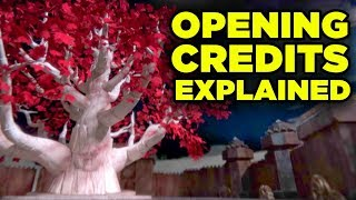 Game of Thrones Season 8 OPENING CREDITS Breakdown! Easter Eggs You Missed!