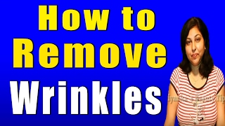 How to Remove Wrinkles Thumbnail