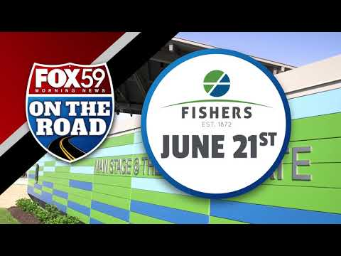 Join FOX59 Morning On The Road In Fishers
