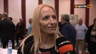 Дейзи Ланг: Стоичков е един от най-големите български спортисти