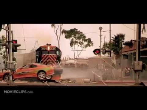 Fast Furious 1 Race Hd Dodge Charger Vs Toyota Supra