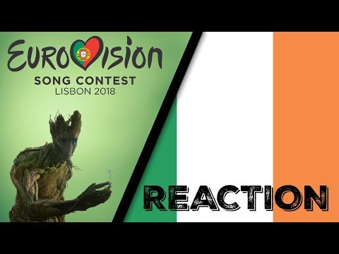 ESC 2018 | IRELAND - Ryan O † Shaughnessy - Together (Reaction & Review)
