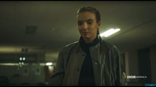 The Assassin   Killing Eve   New Series Premieres Sunday, April 8 @ 8/7c on BBC America