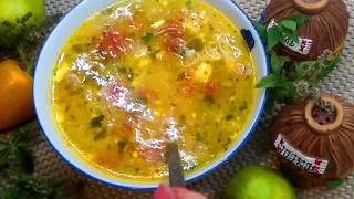 Новый Суп, который я открыла для себя совсем недавно, буду готовить еще много раз!Очень вкусный.